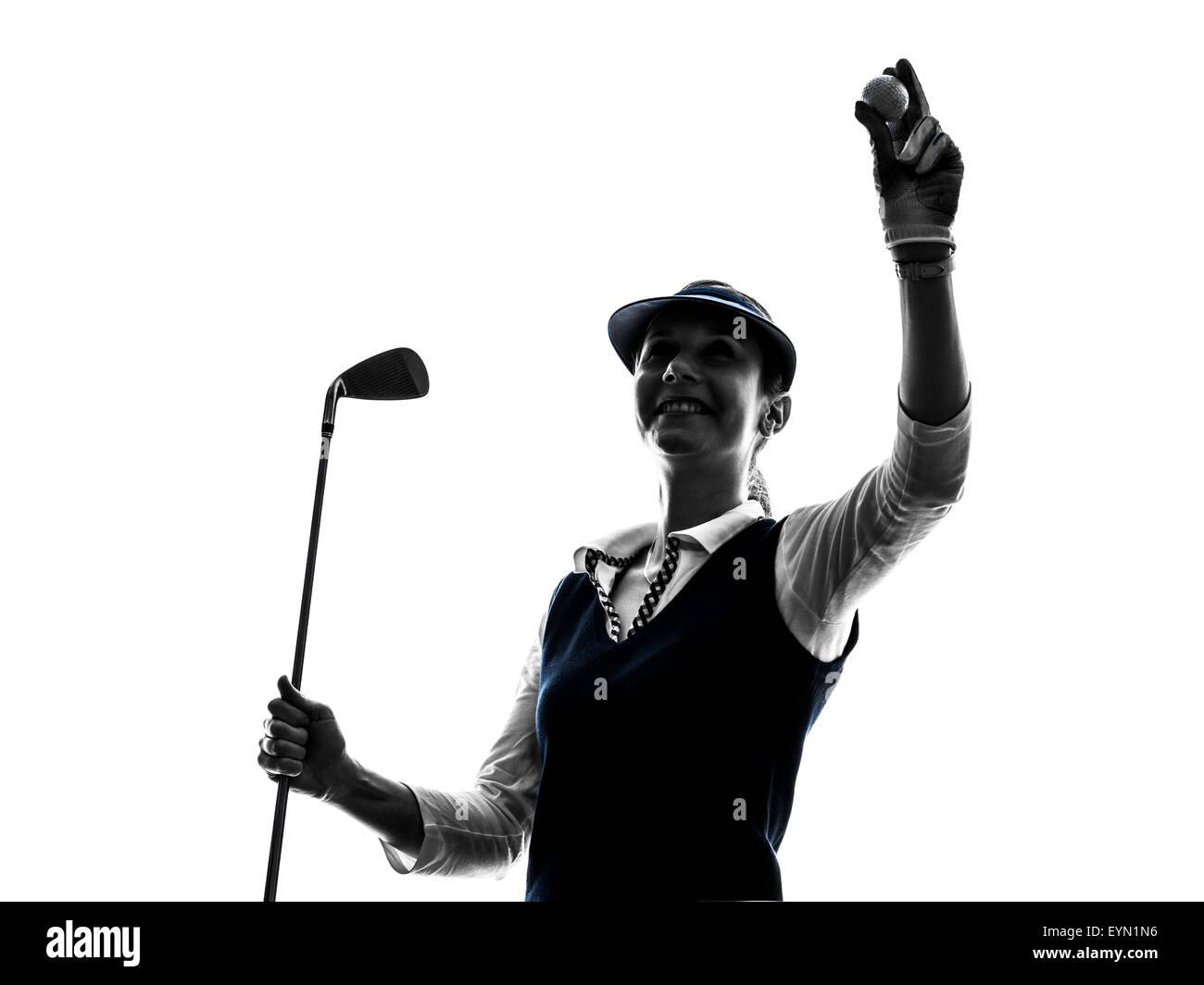 Golfer Happy Shot Stockfotos Golfer Happy Shot Bilder Seite 2