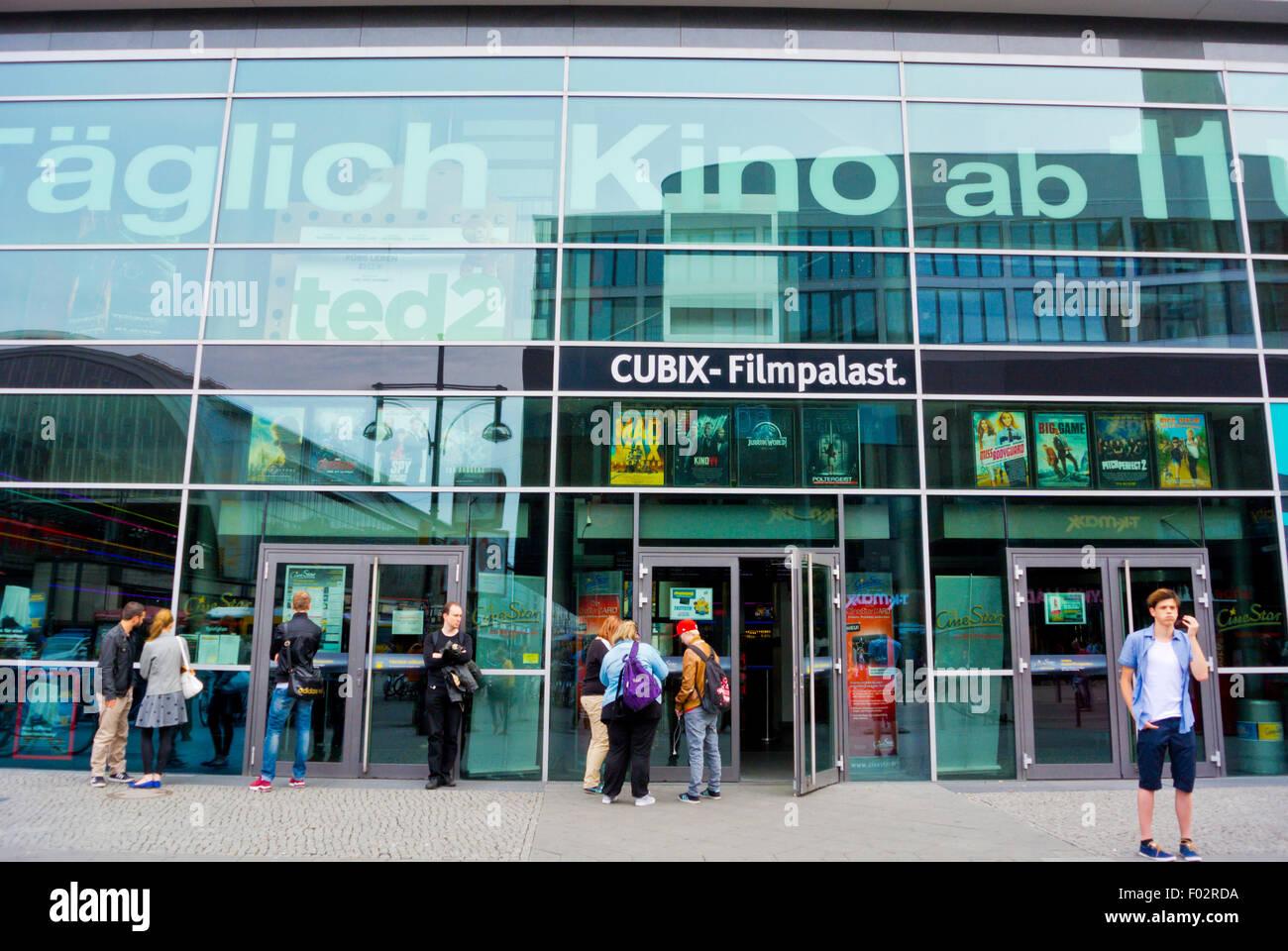 Alexanderplatz Kino