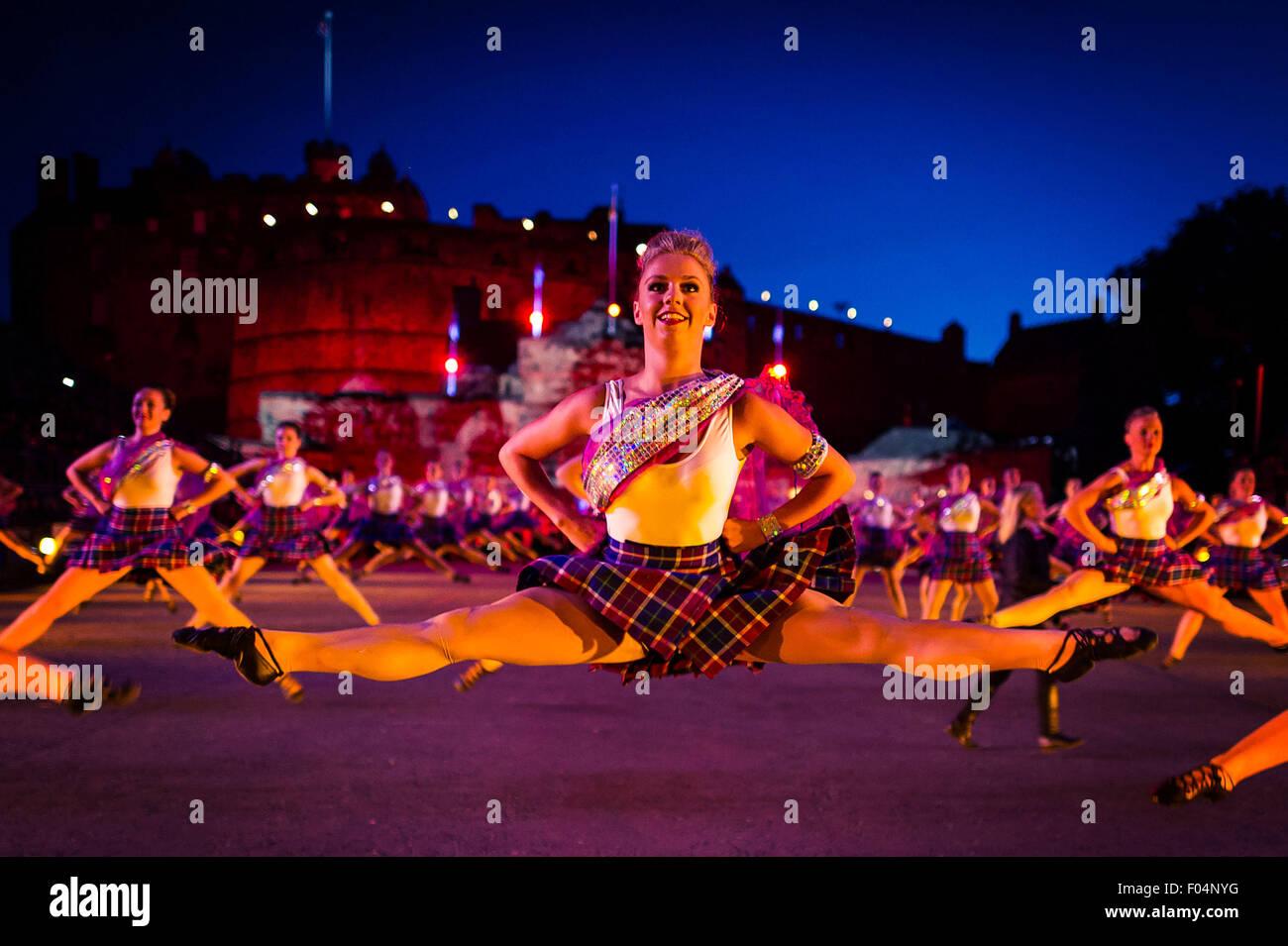 Edinburgh schottland 6 aug 2015 royal edinburgh for Scottish military tattoo 2018