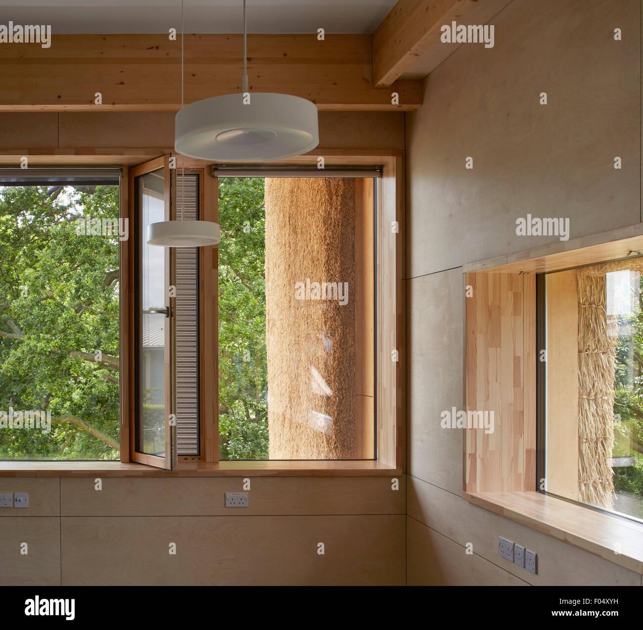 Dreifach Verglaste Fenster dreifach verglaste fenster mit mechanischer belüftung das