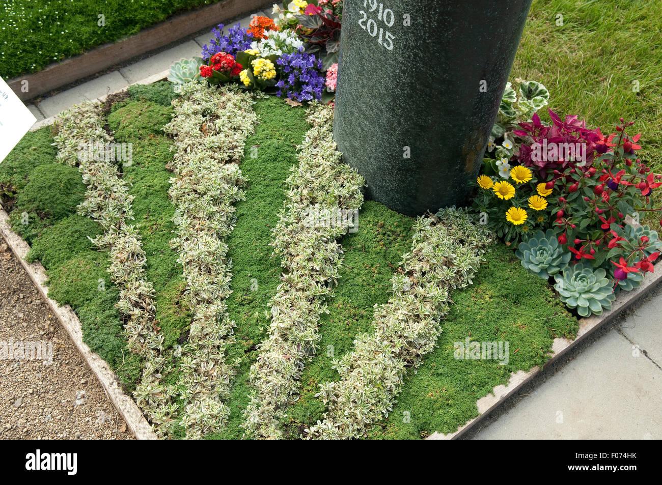 grabbepflanzung sand thymian thymus serpyllum stockfoto bild 86209135 alamy. Black Bedroom Furniture Sets. Home Design Ideas