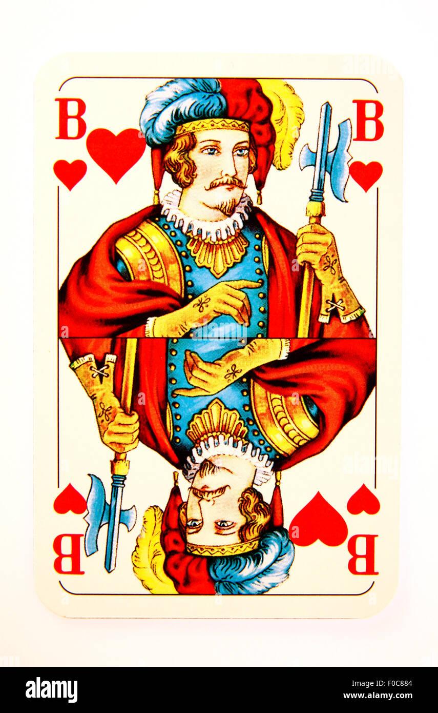 Bube Im Französischen Kartenspiel 5 Buchstaben