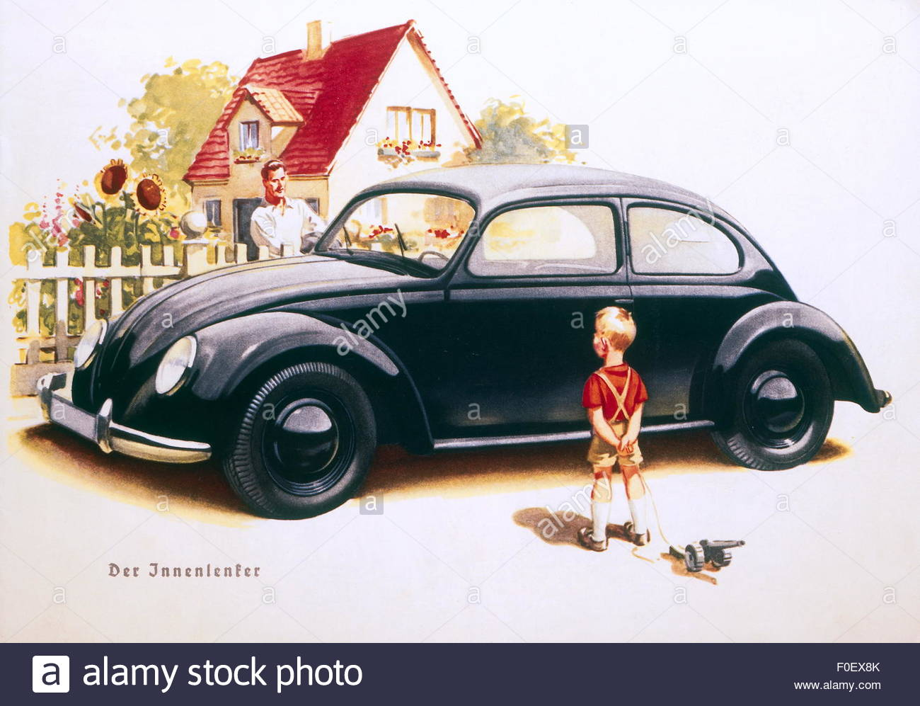 interior vw beetle stockfotos interior vw beetle bilder alamy. Black Bedroom Furniture Sets. Home Design Ideas
