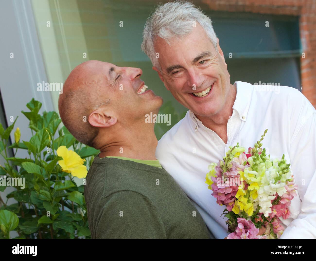 reife schwule Liebe