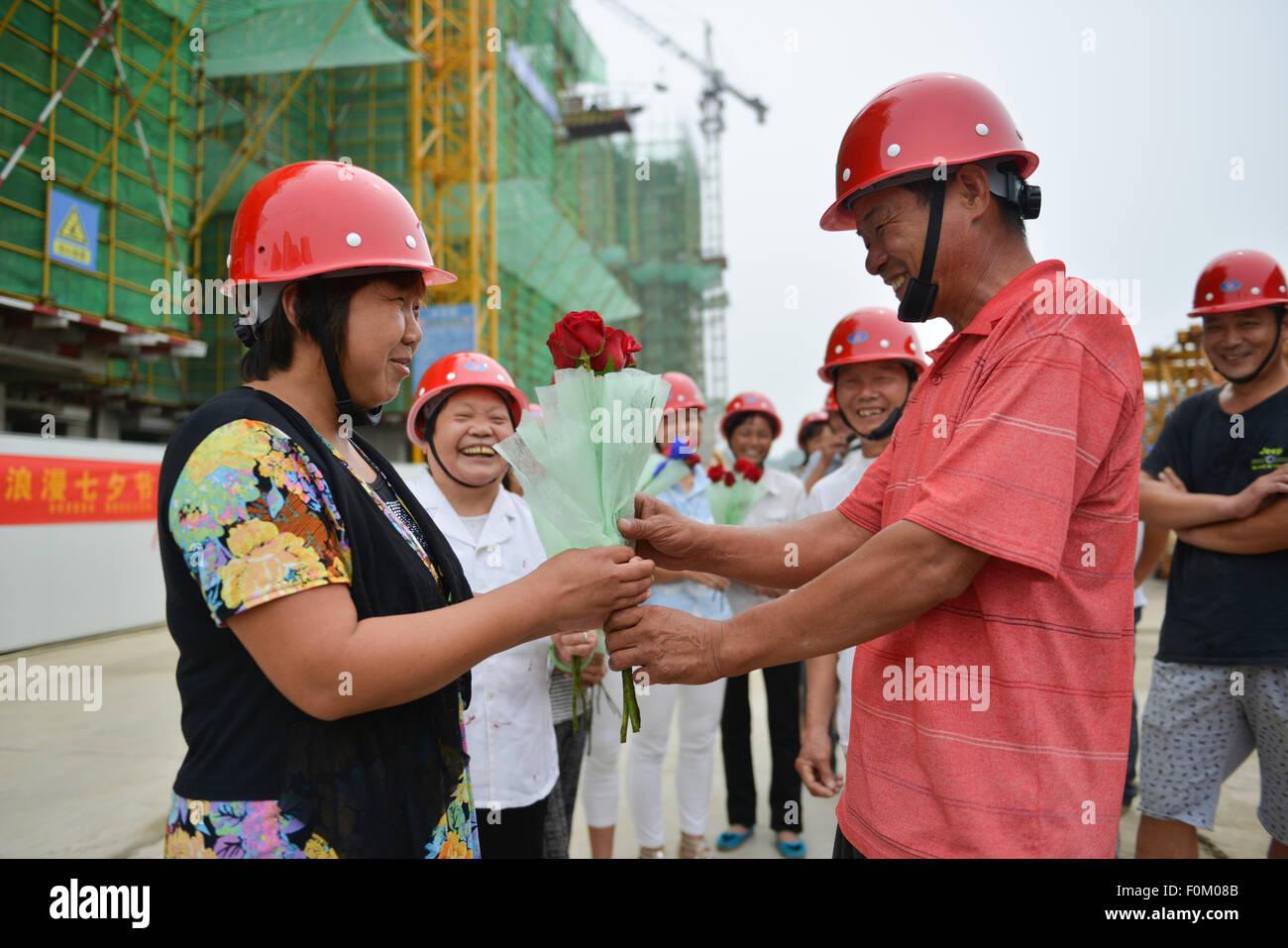 blumen geschenk china
