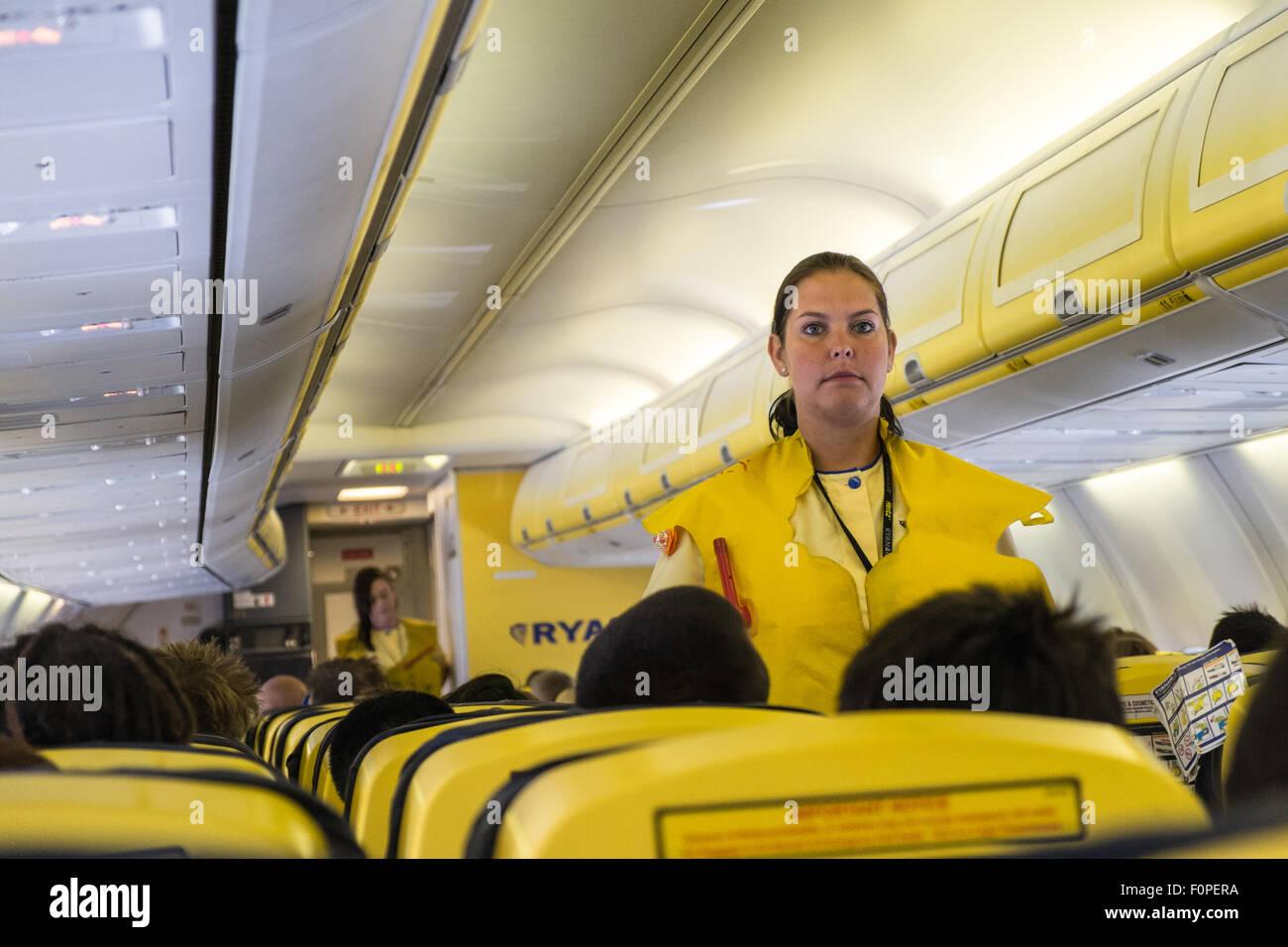 Ryanair Flugsicherheit