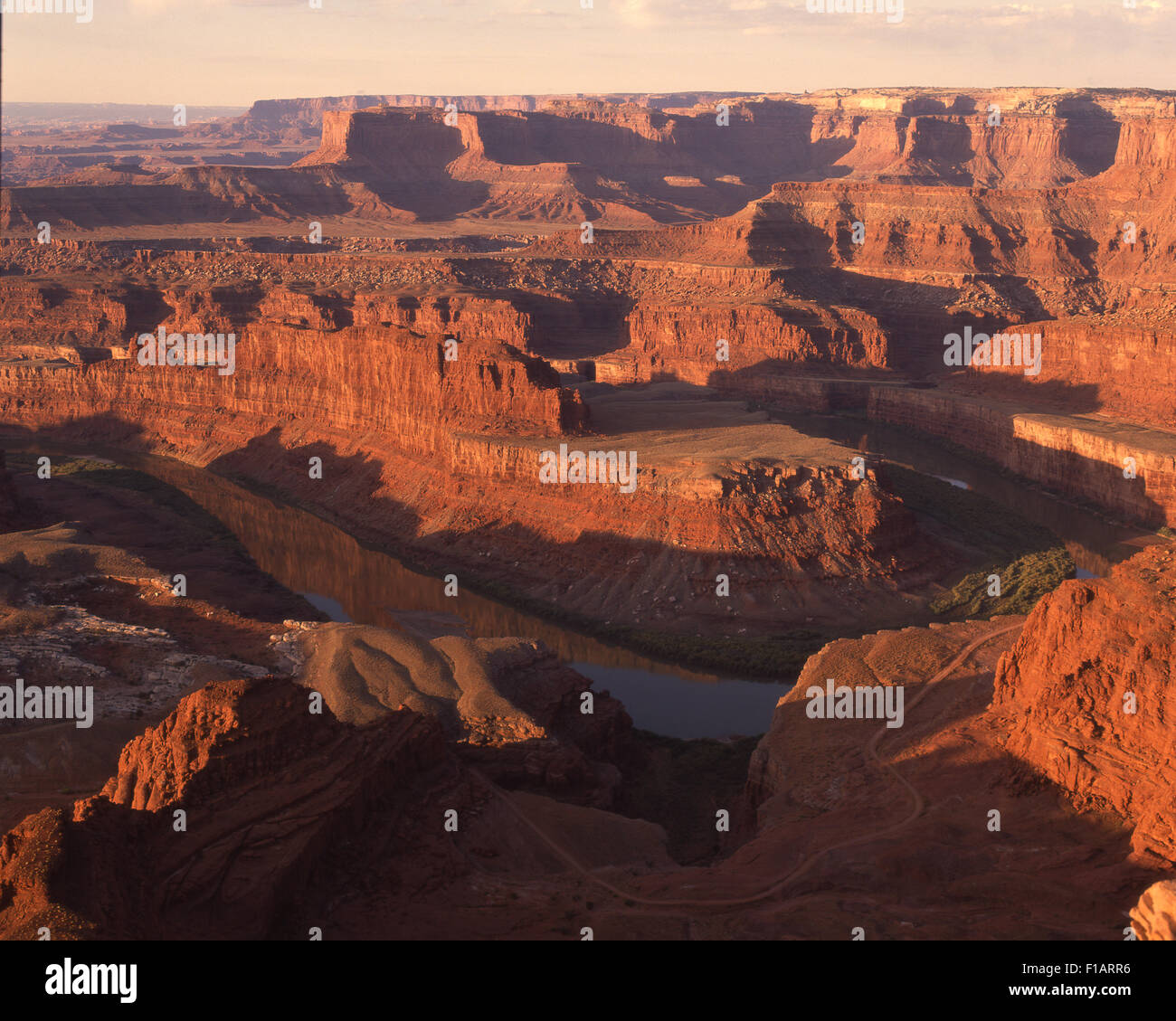 Dead Horse Point State Park Stockfoto