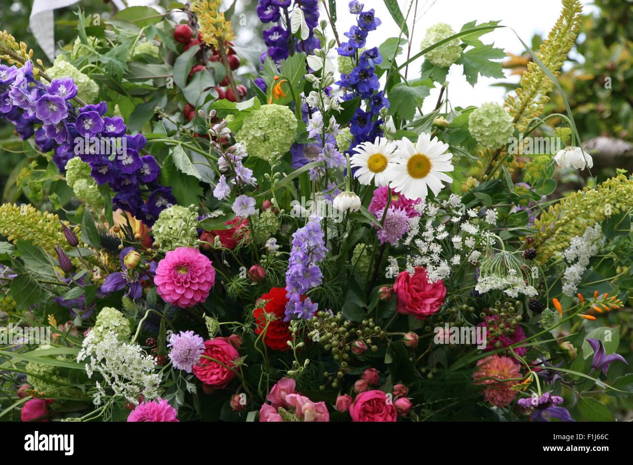 Sommerhochzeit Blumen Stockfotos Sommerhochzeit Blumen Bilder Alamy