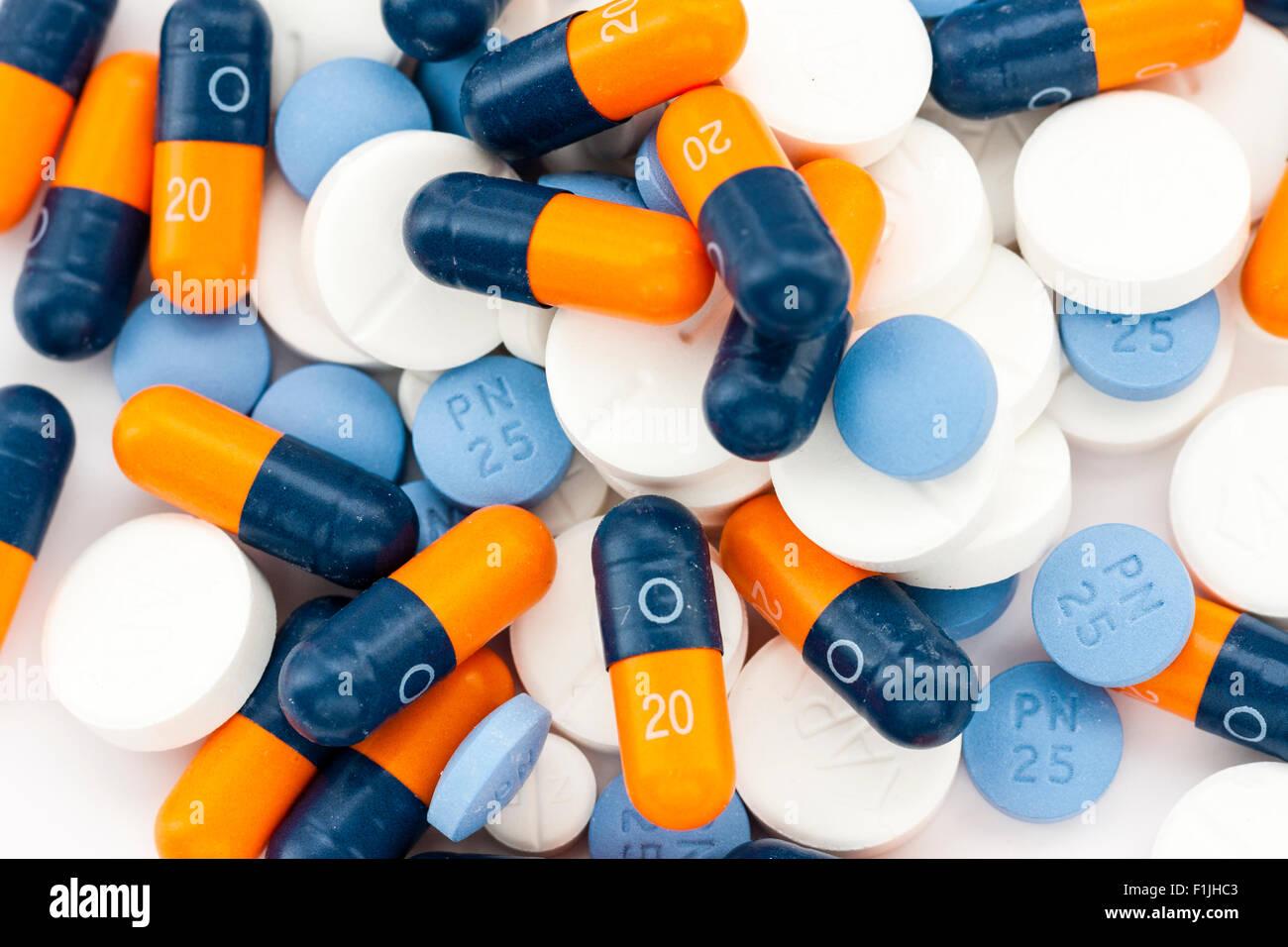 Tabletten Auf Englisch