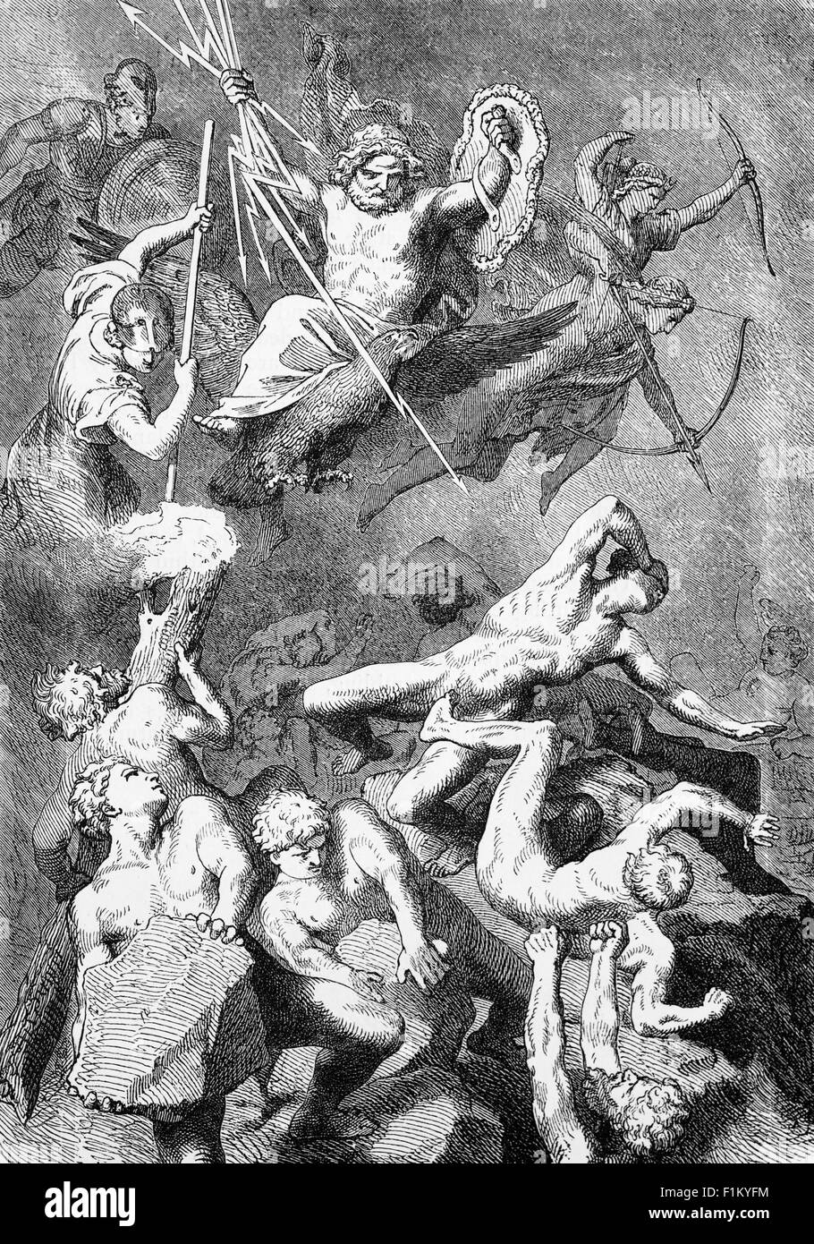 Titanen Mythologie