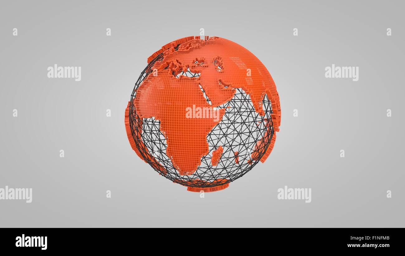 Nett Ovale Draht Globus Clipart Fotos - Die Besten Elektrischen ...