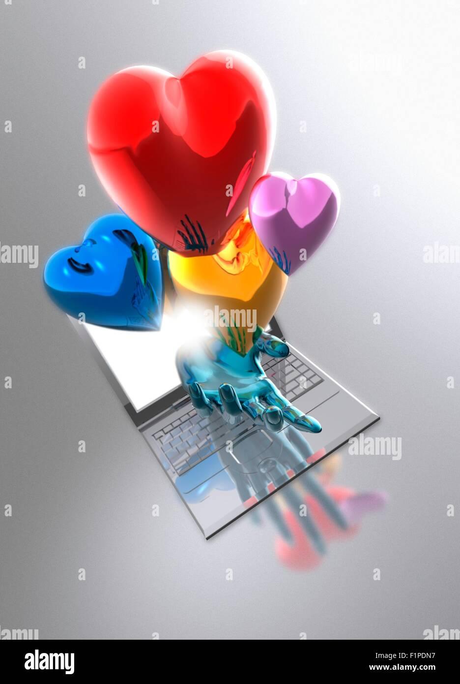 Fotos für Internet-Dating