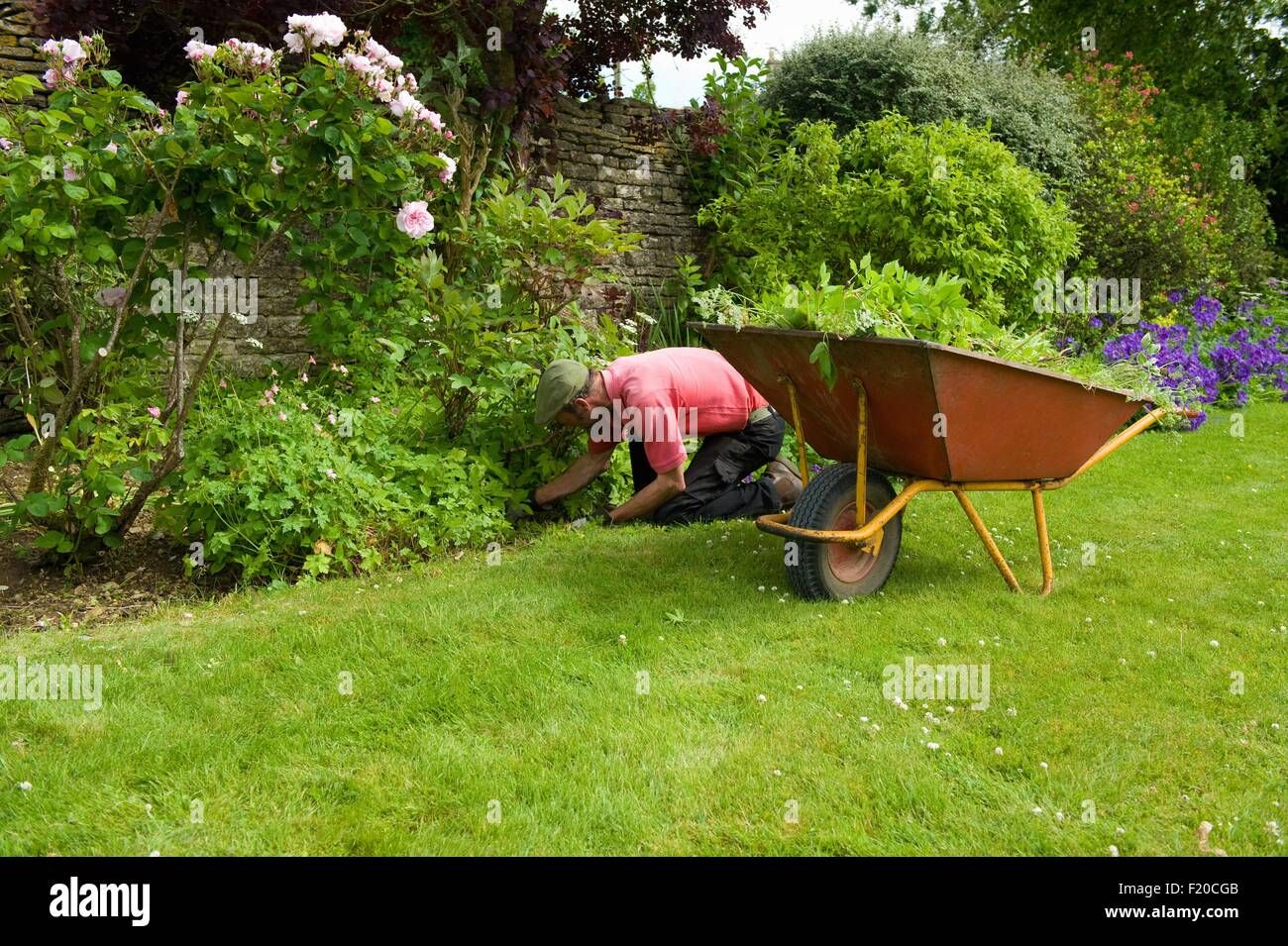 Garden of ed stockfotos garden of ed bilder alamy for Garten arbeiten