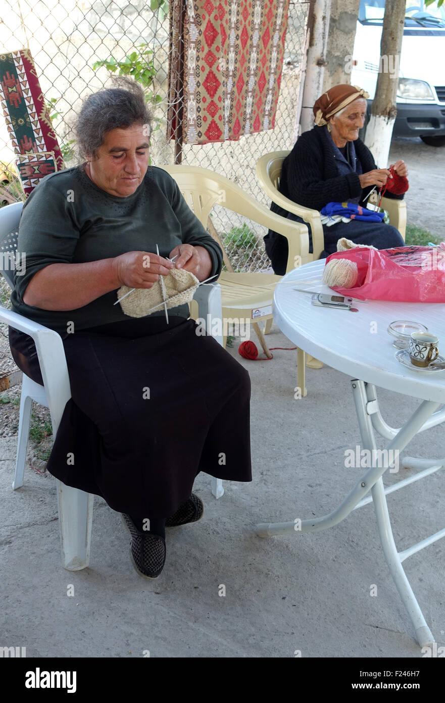 Frauen in Armenien