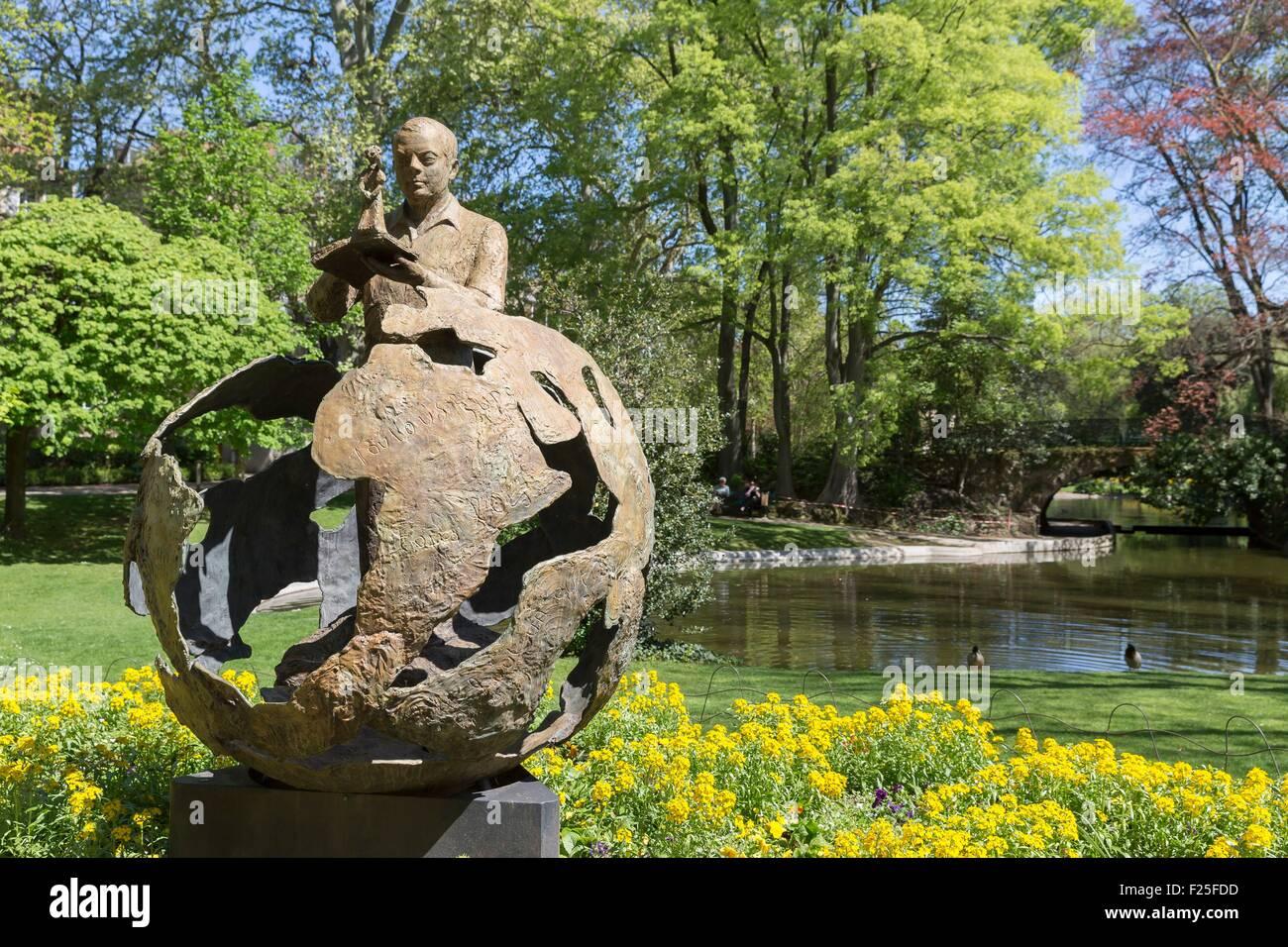 Frankreich, Haute-Garonne, Toulouse, dem Jardin des Plantes ...