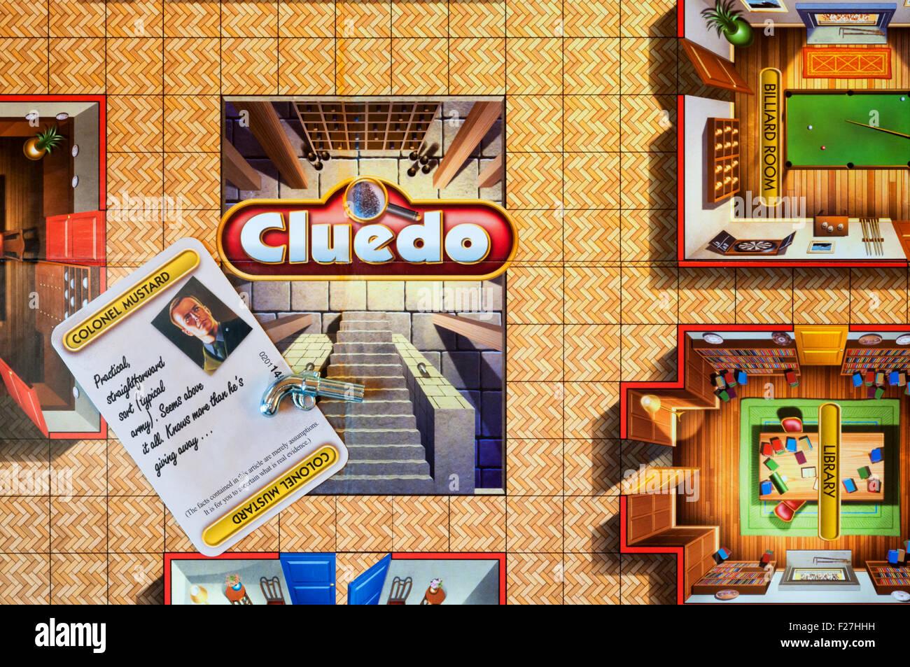 Clue Game Stockfotos & Clue Game Bilder - Alamy