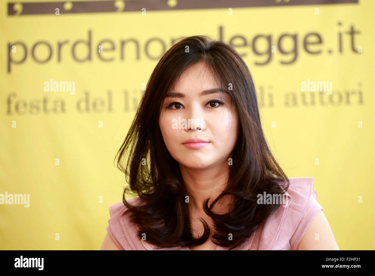 Hyeonseo Lee Stockfotos Hyeonseo Lee Bilder Alamy