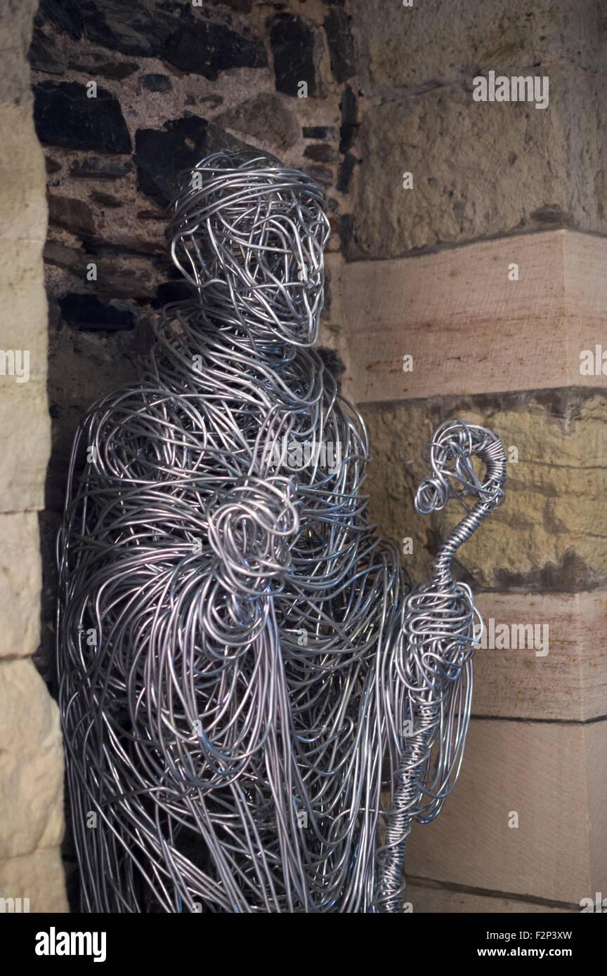Wire Statue Stockfotos & Wire Statue Bilder - Alamy