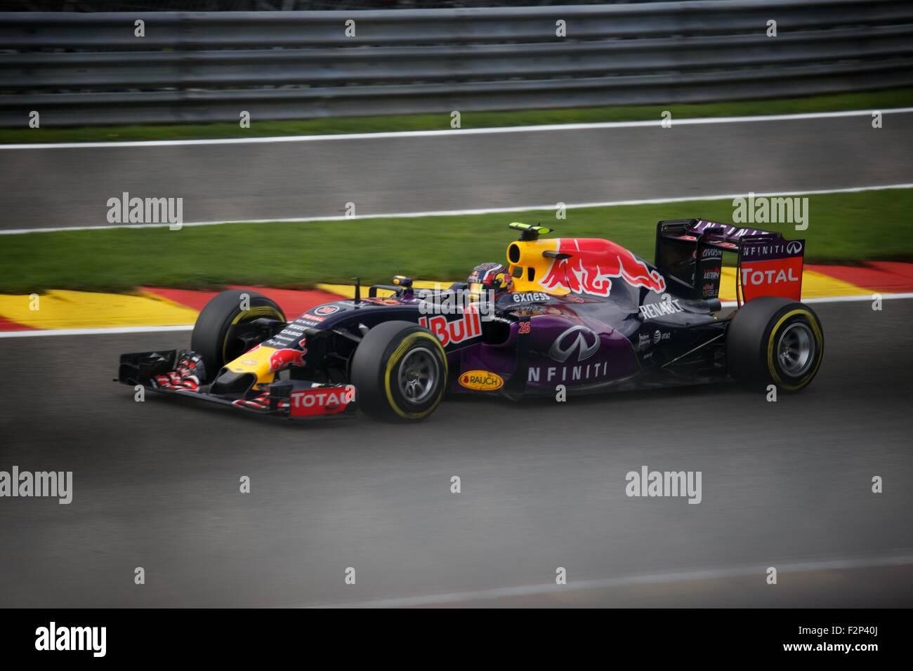 2015 Formel 1 Shell Belgischer Grand Prix Stockfotos 2015 Formel 1