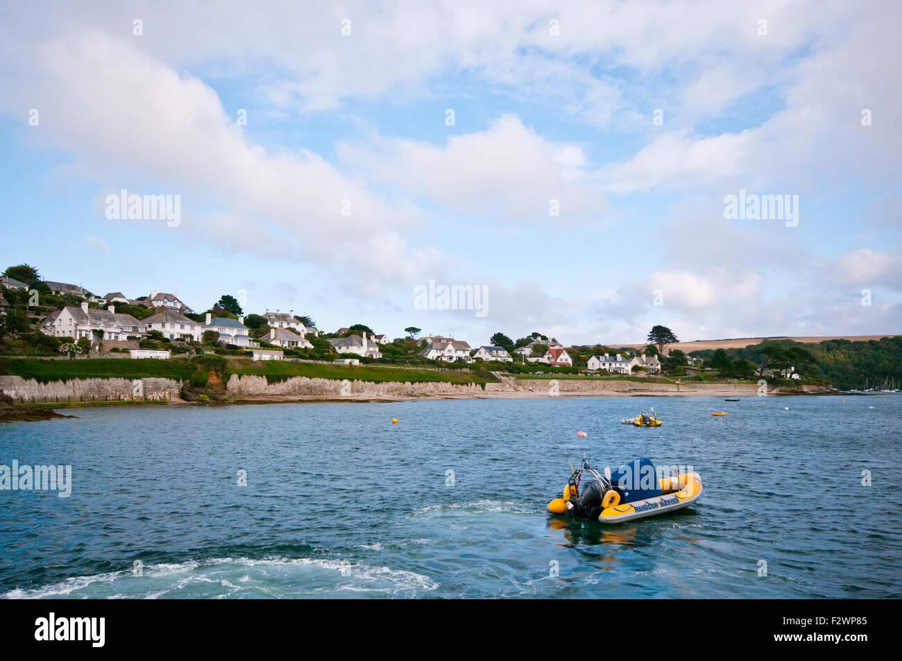 St. Mawes Cornwall England UK Stockbild