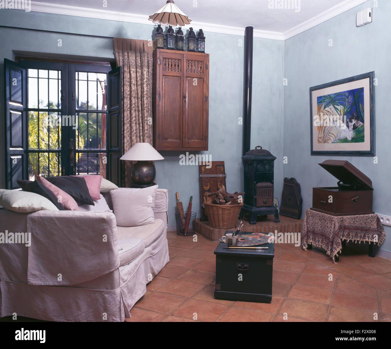 Wandschrank Wohnzimmer Weiss