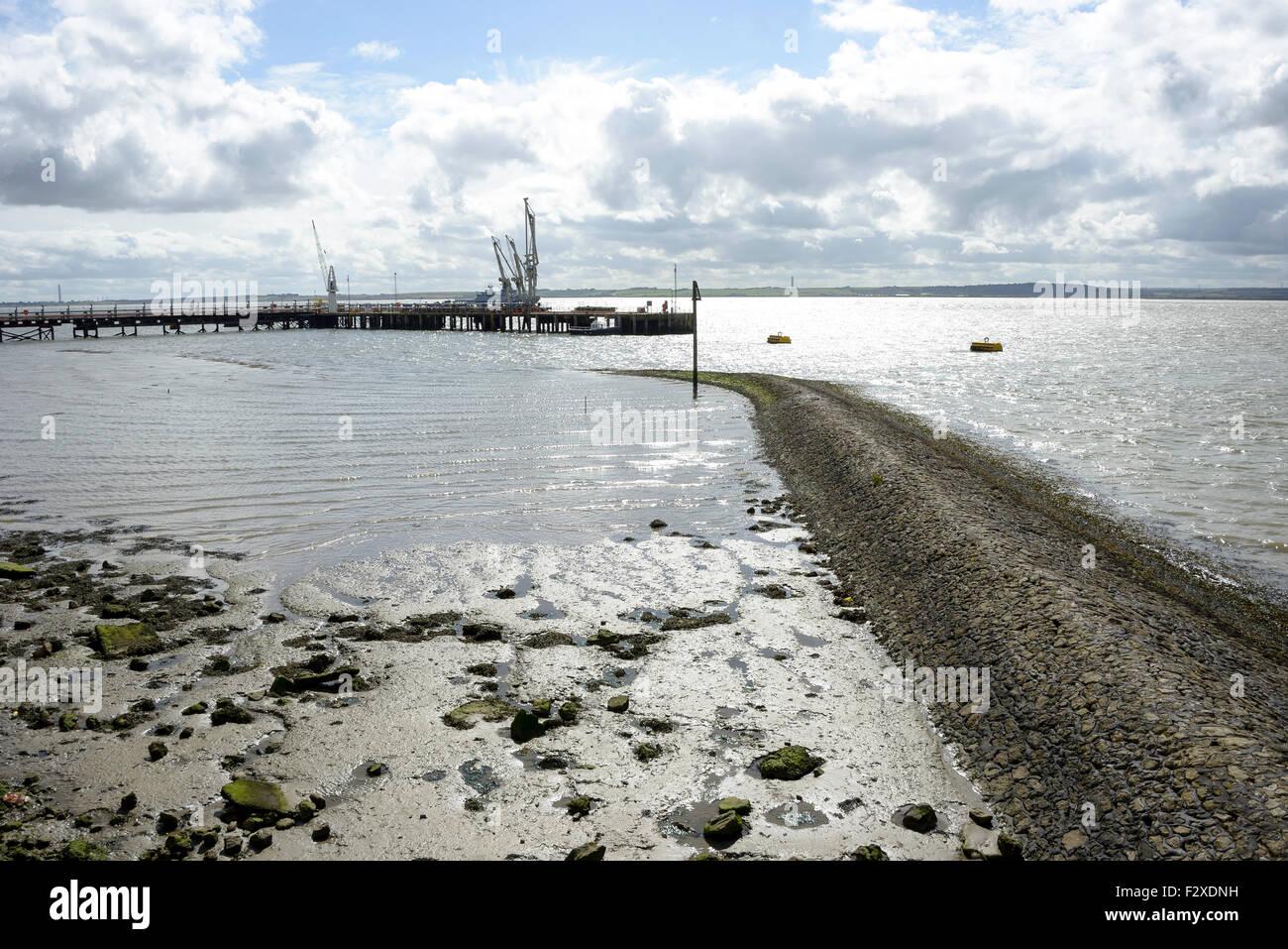 Canvey-Insel Vereinigtes Königreich