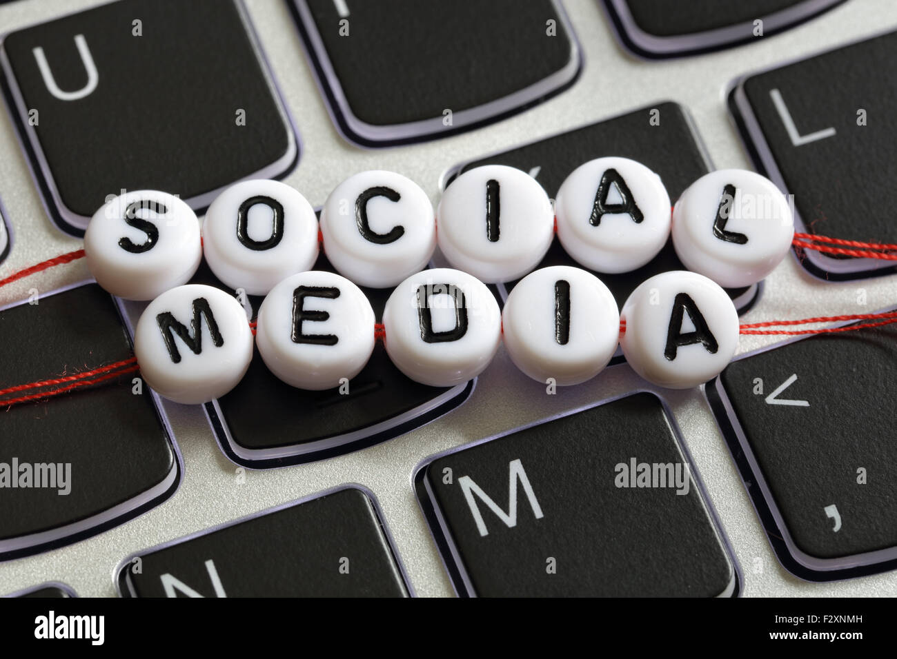 Social-media Stockbild