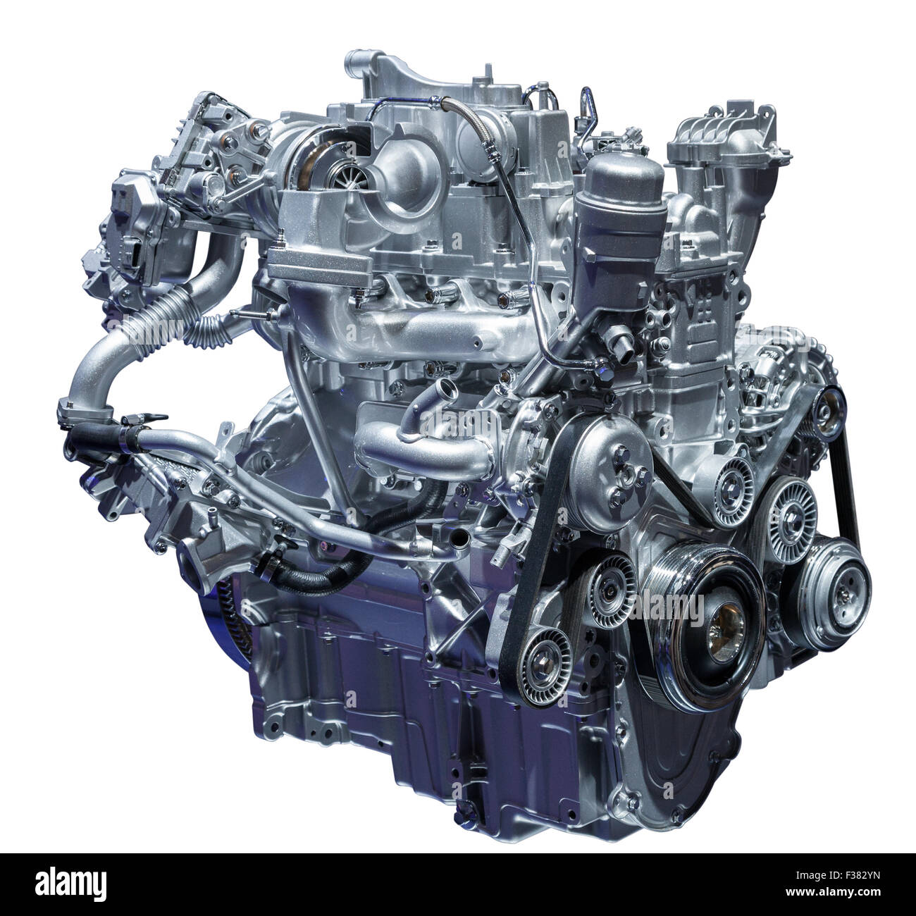 Berühmt Teile Eines Automotors Ideen - Schaltplan Serie Circuit ...