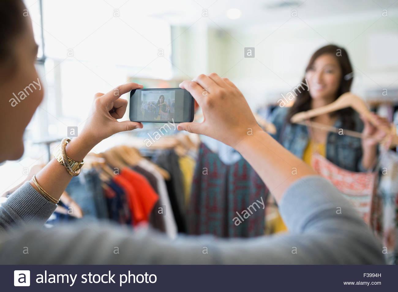 kleider fotografieren