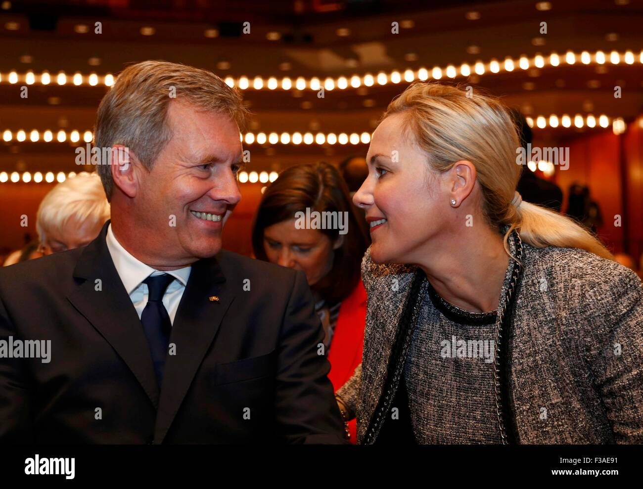 Frankfurt Am Main Deutschland 3 Oktober 2015 Der Ehemalige