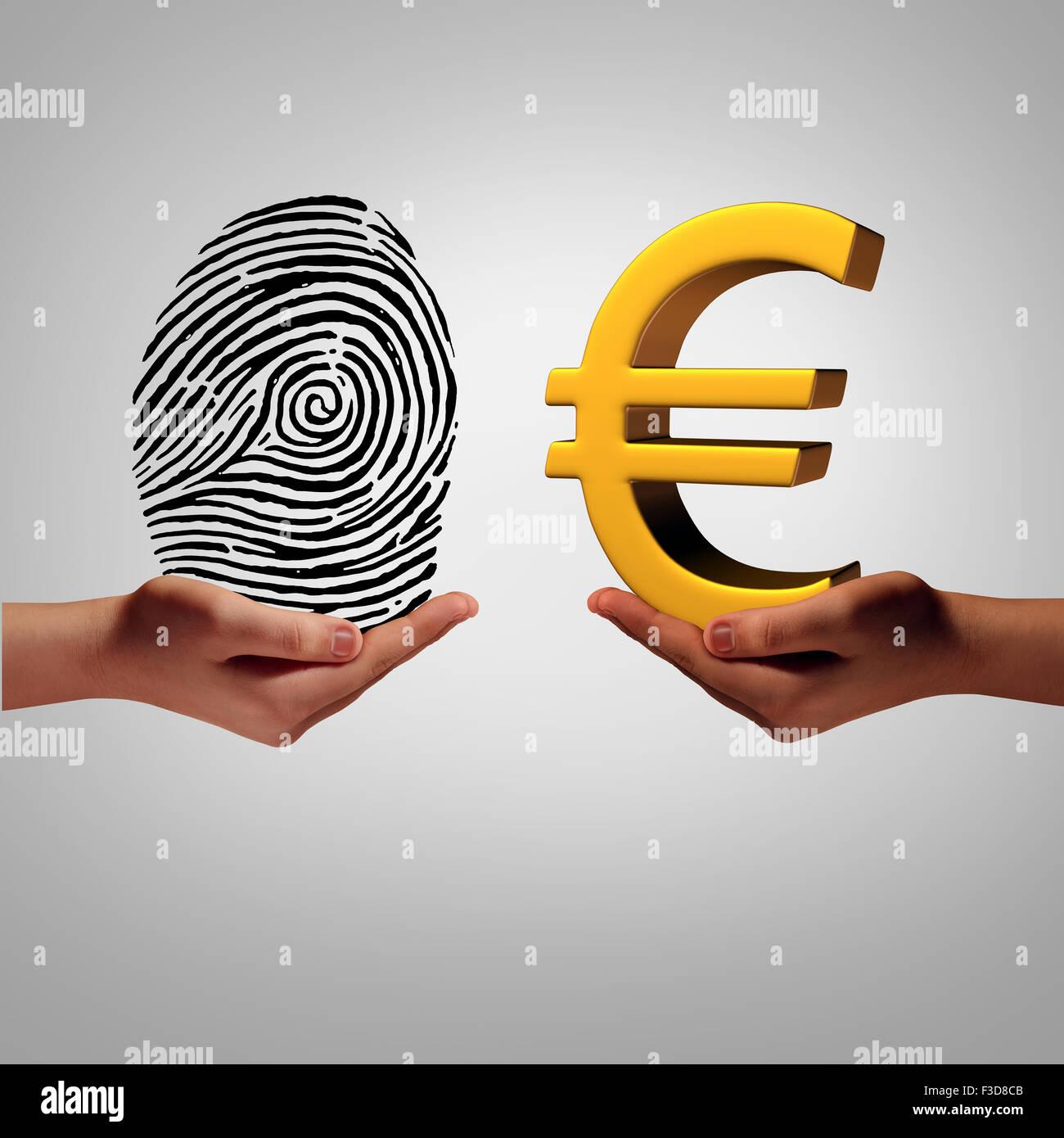 Europamarkt Informationen Und Persönlichen Daten
