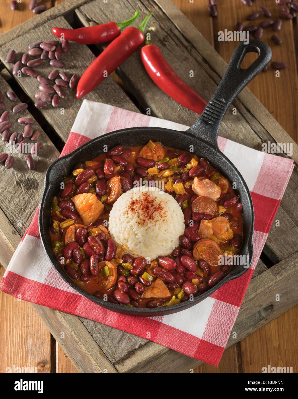 Kreolische Küche Louisiana USA