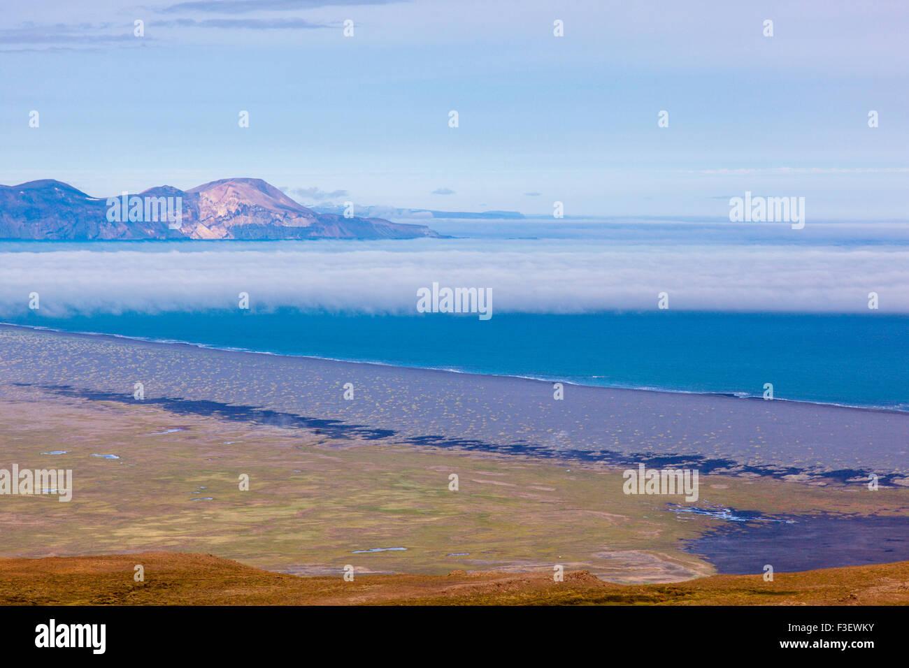 Geografie, Ostküste, Insel Stockbild