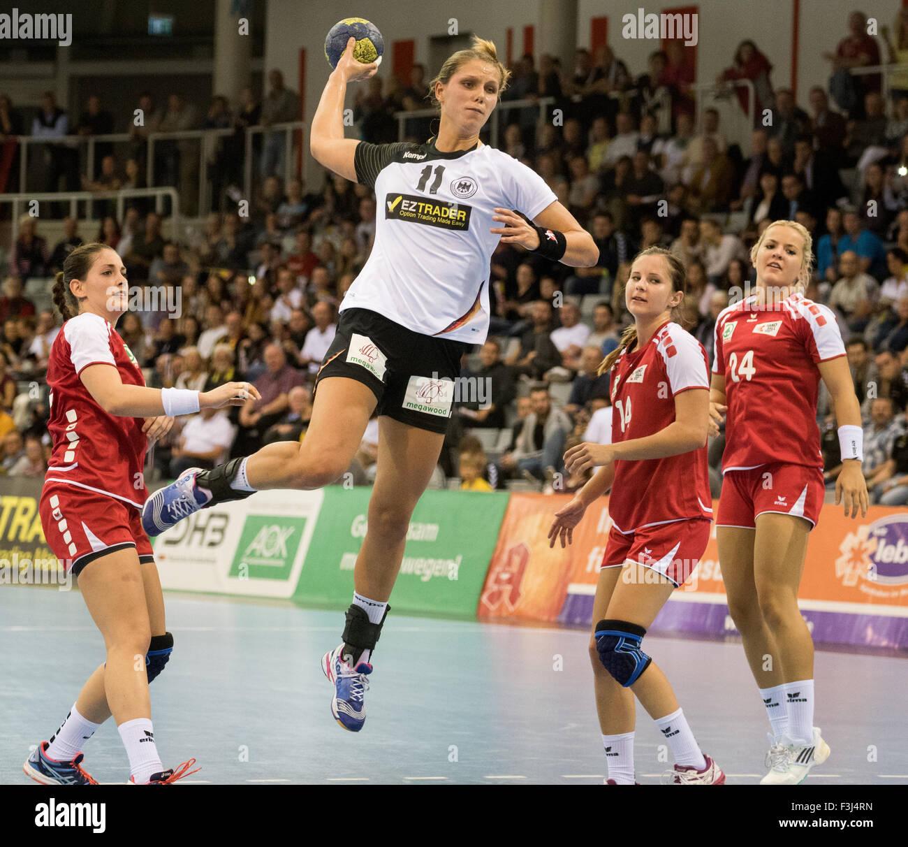 Women Handball 2015 Stockfotos Women Handball 2015 Bilder Alamy