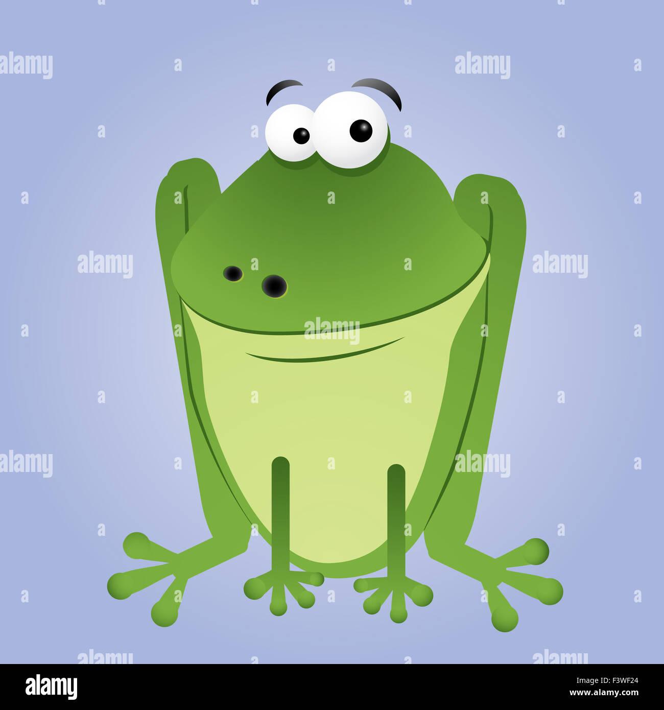 Großartig Cartoon Frosch Malvorlagen Galerie - Malvorlagen Von ...