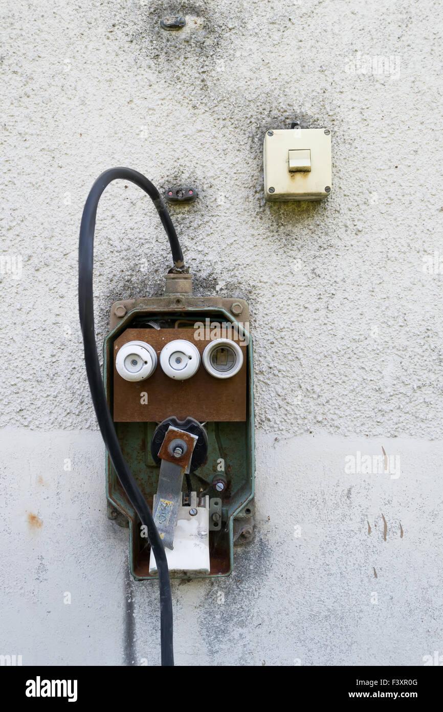 Stromzufuhr Stockfotos & Stromzufuhr Bilder - Alamy