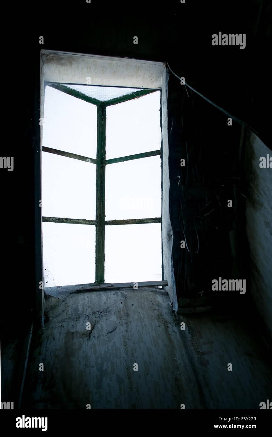 Oberlicht Stockbild
