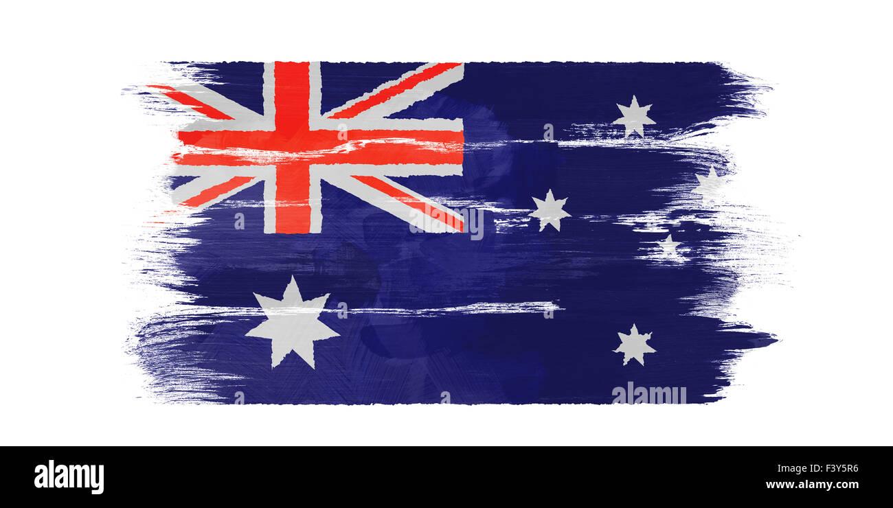 Charmant Australien Flagge Färbung Seite Galerie ...