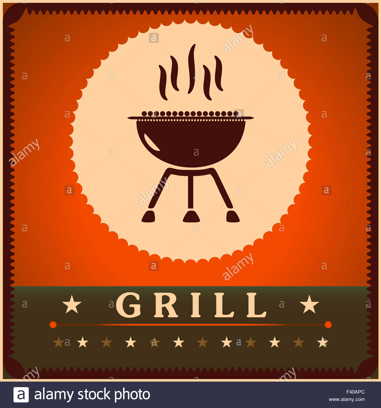 Tolle Grillkarten Vorlage Ideen - Entry Level Resume Vorlagen ...
