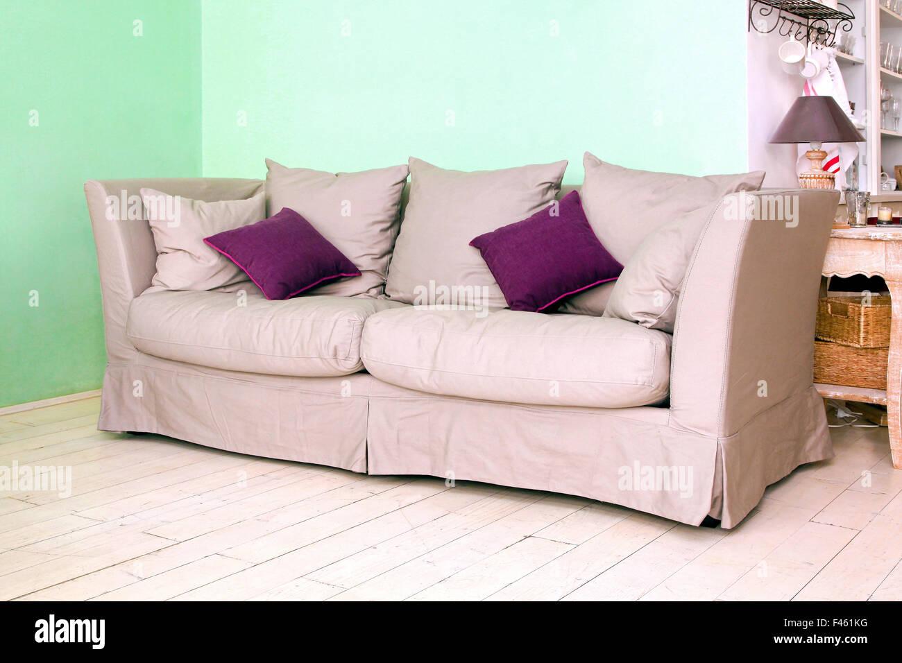 Couch Stockbild