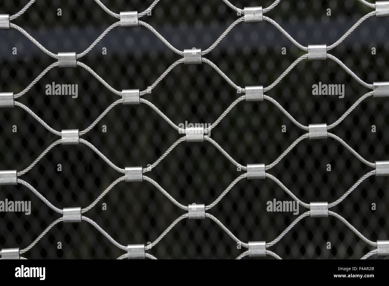 Rope And Metal ^fence Stockfotos & Rope And Metal ^fence Bilder - Alamy