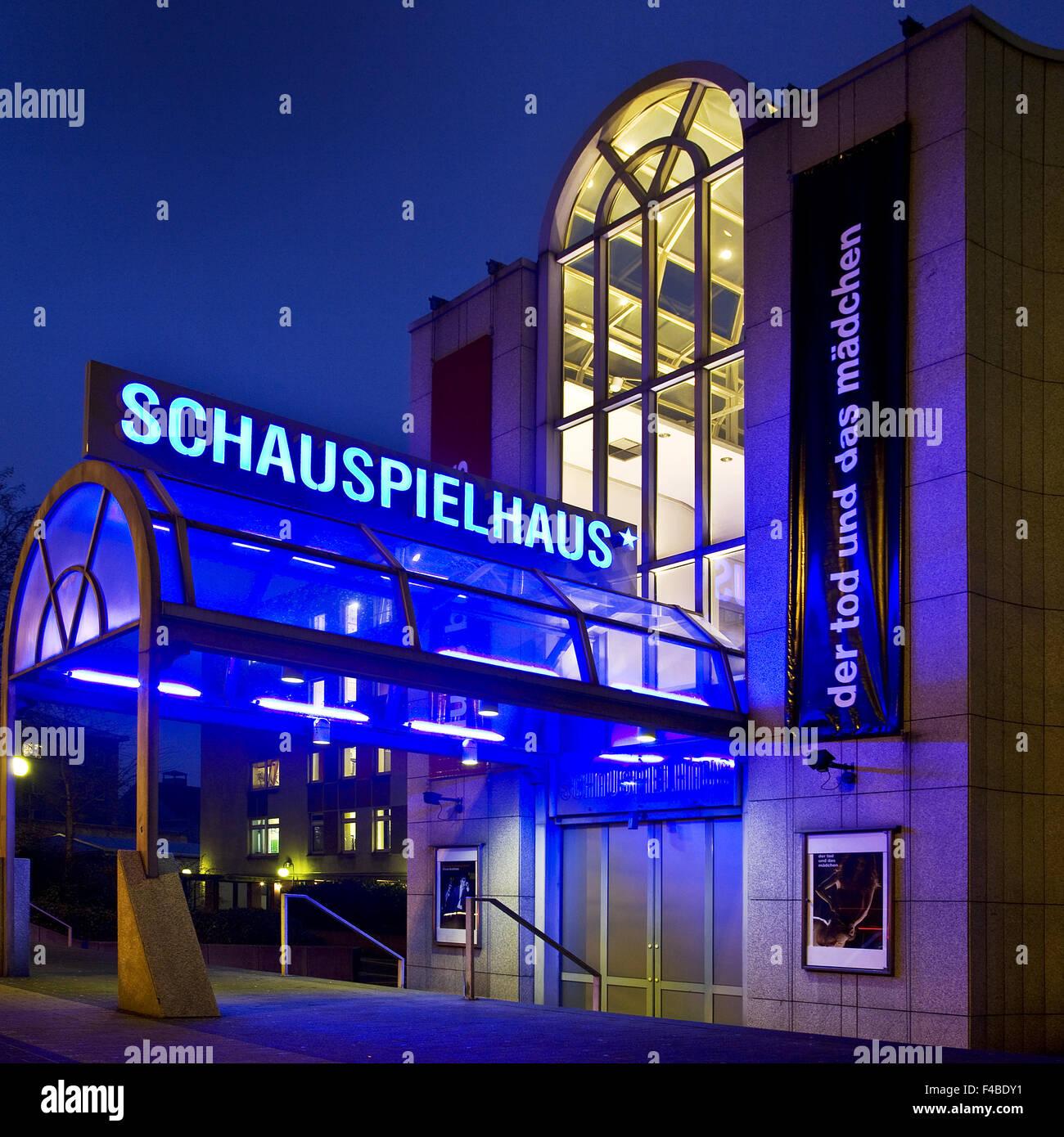 Schauspielhaus Köln Mülheim
