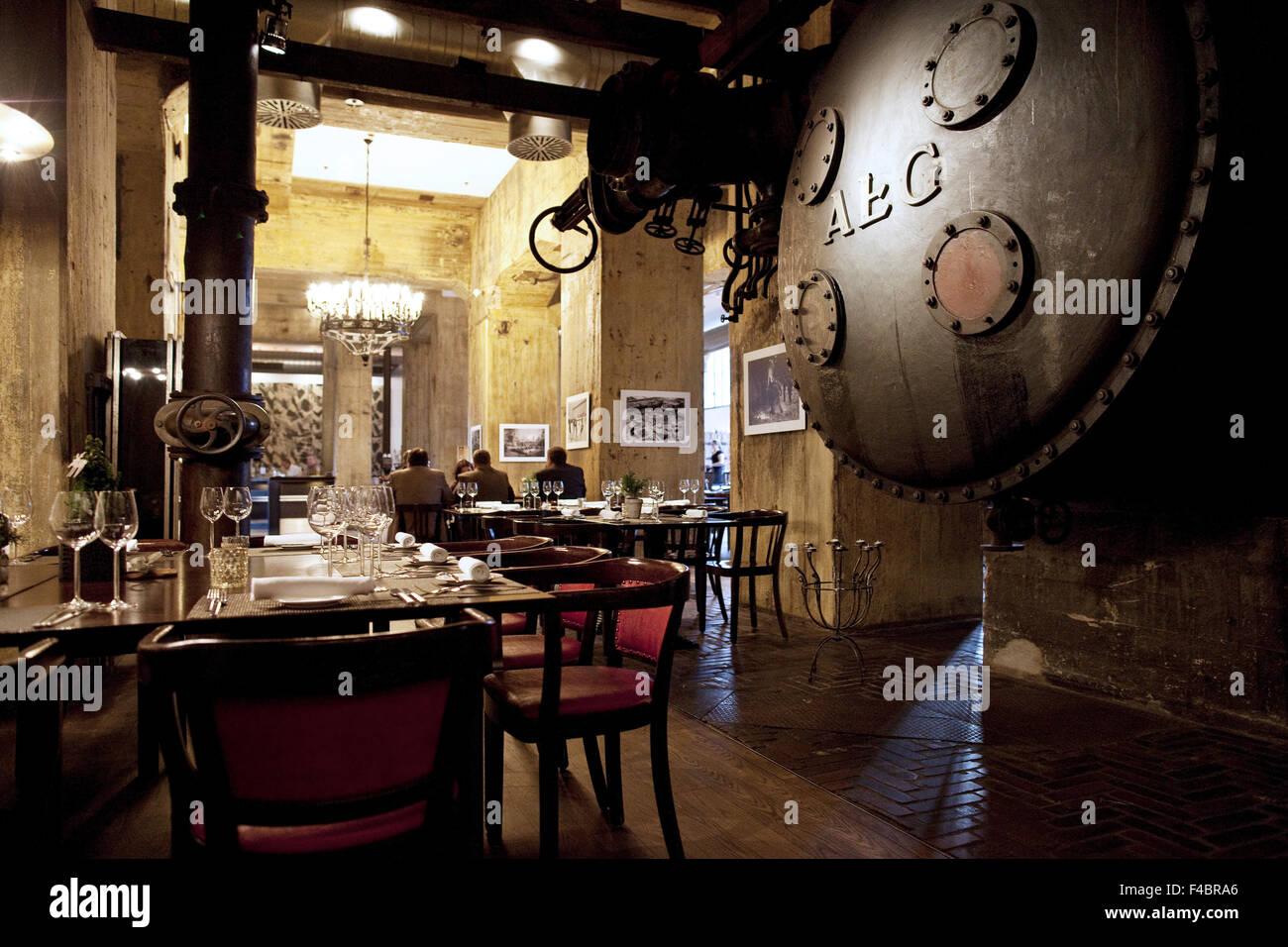 Zeche Zollverein Casino Lunch