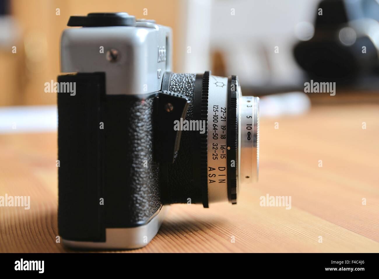 Kamera Stockbild