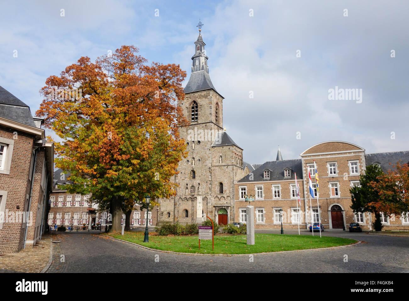 Kerkrade Niederlande rolduc mittelalterliche abtei kerkrade limburg niederlande