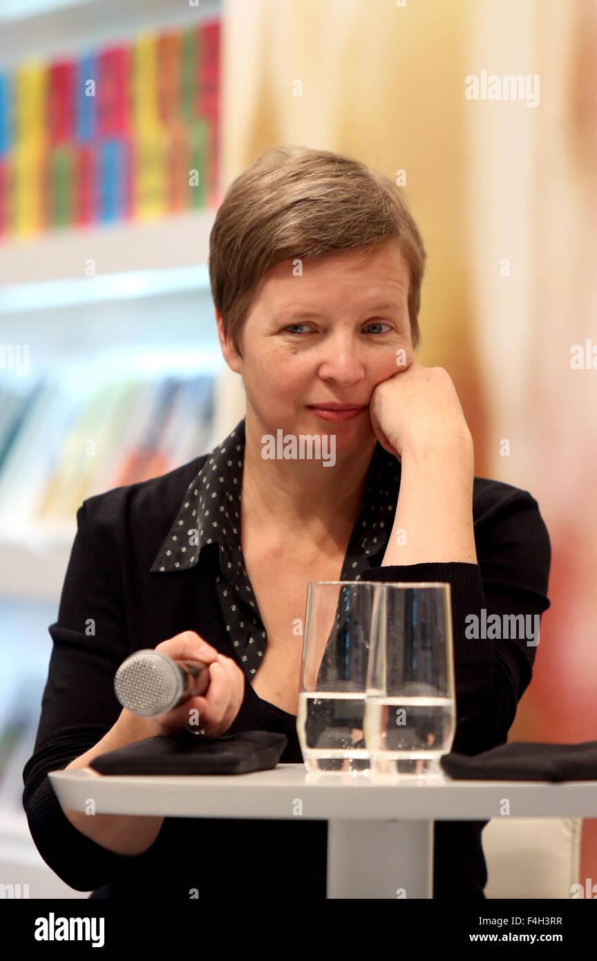 Jenny Erpenbeck präsentiert ihr neues Buch \
