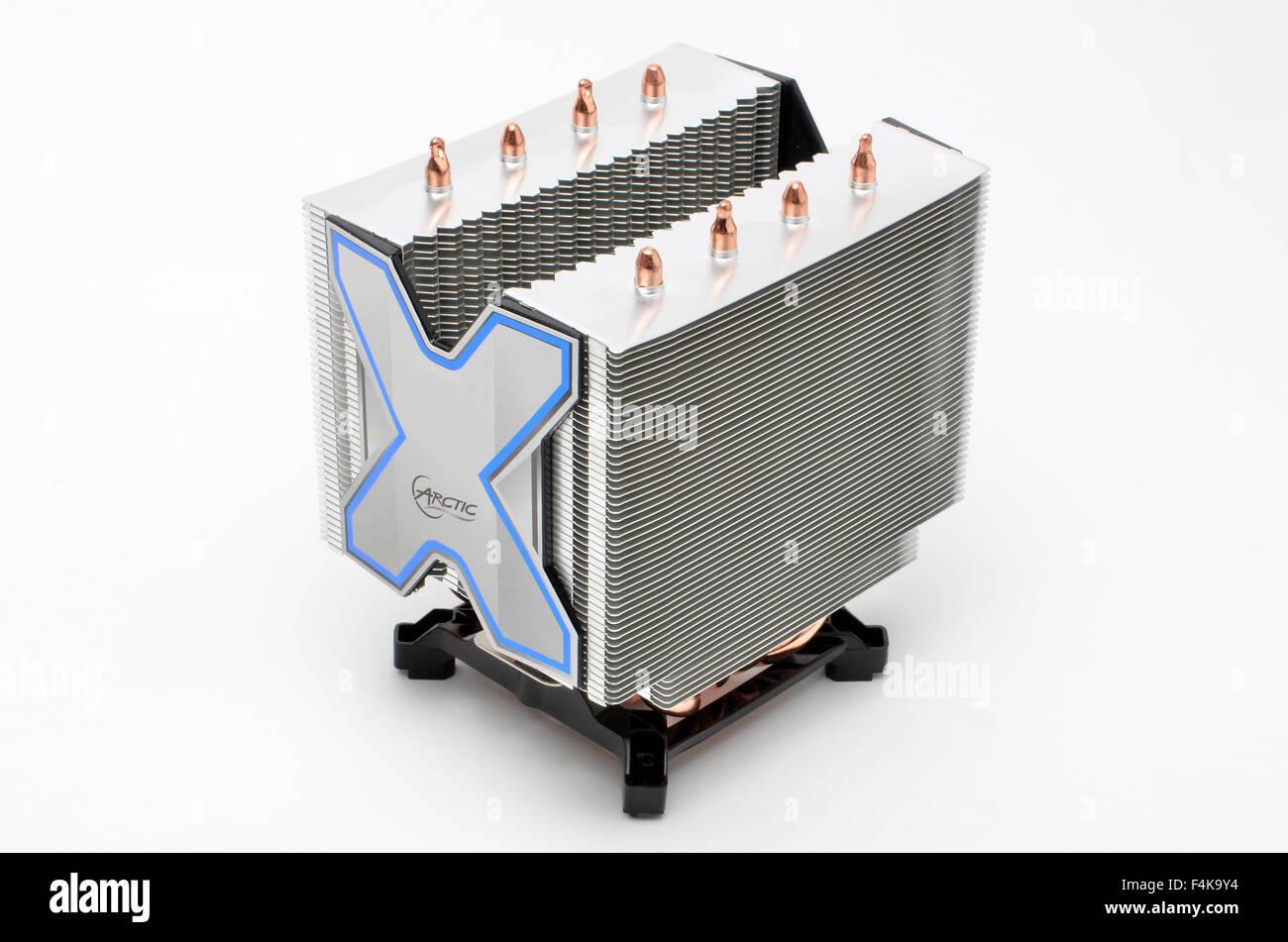Heatsink Stockfotos & Heatsink Bilder - Alamy