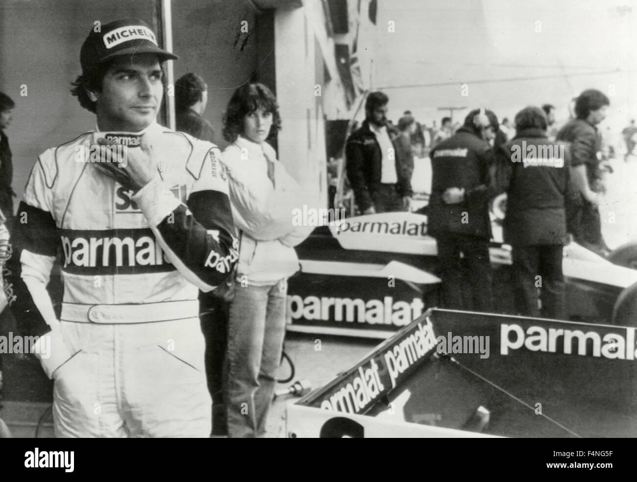 Brasilianischer Rennfahrer