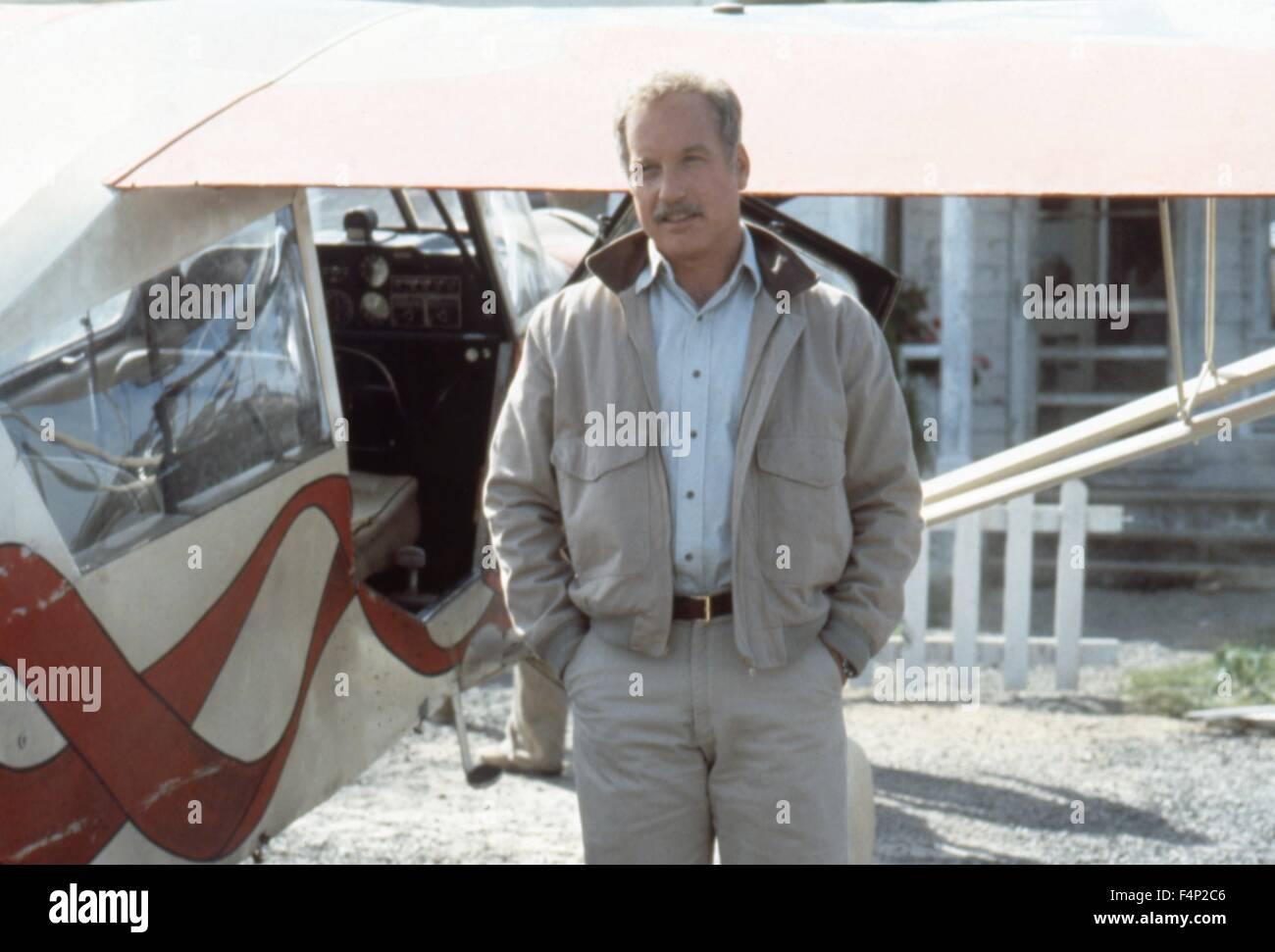Richard Dreyfuss / immer 1989 unter der Regie von Steven Spielberg Stockbild