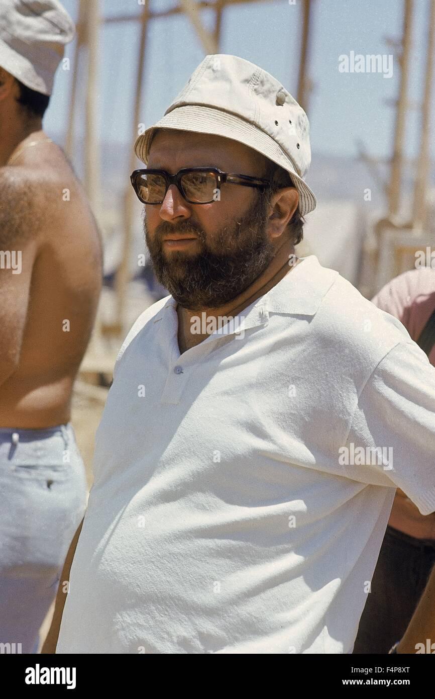 Sergio Leone Once Upon A Time In Den Westen 1968 Unter Der Regie Von Sergio Leone Stockfotografie Alamy